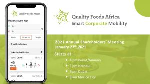quality food africa